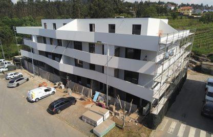 Edifício Júbilo  – Fase de Acabamentos
